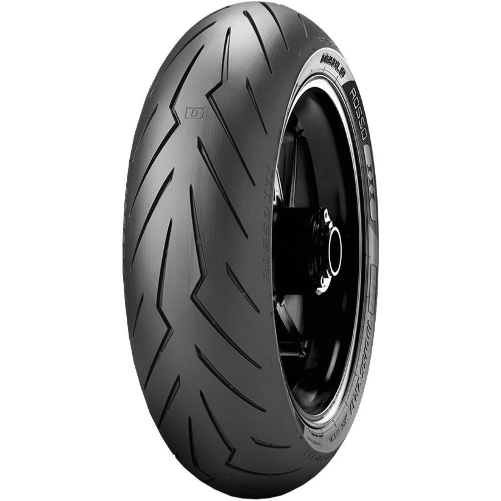 Pneu Ducati Panigale 959 180/60r17 75w Tl Diablo Rosso 3 Pirelli