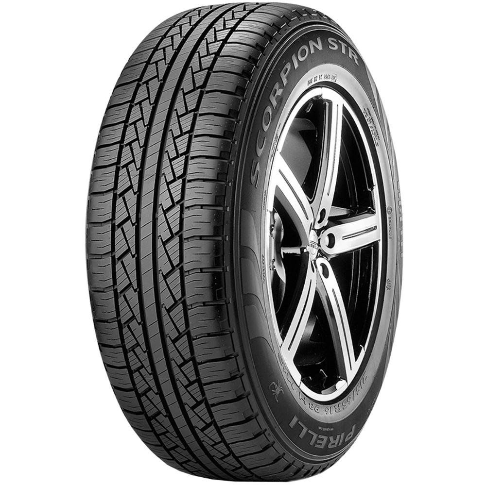 Pneu F250 L200 H3 265/75r16 123/120r Scorpion Str Pirelli