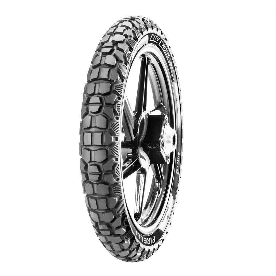 Pneu Honda Nxr 150 Bros Tdm 225 110/90-17 60p Tt City Cross Pirelli