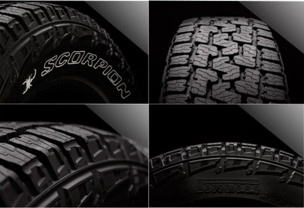 Pneu Hilux Pajero Amarok 265/65R18 114t Scorpion Plus A/t Letra Branca Pirelli
