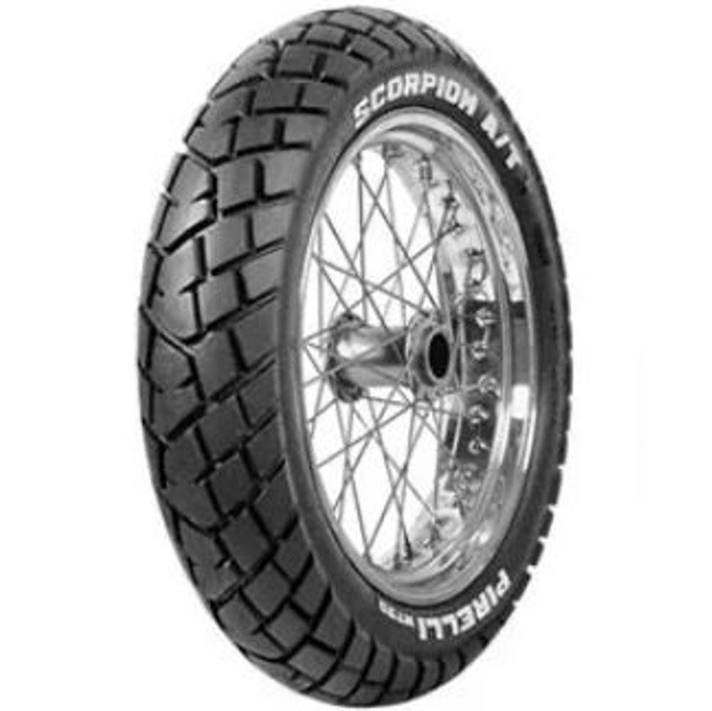 Pneu Lander Tenerè Traseiro 120/80-18 62s Mt90 Scorpion Pirelli