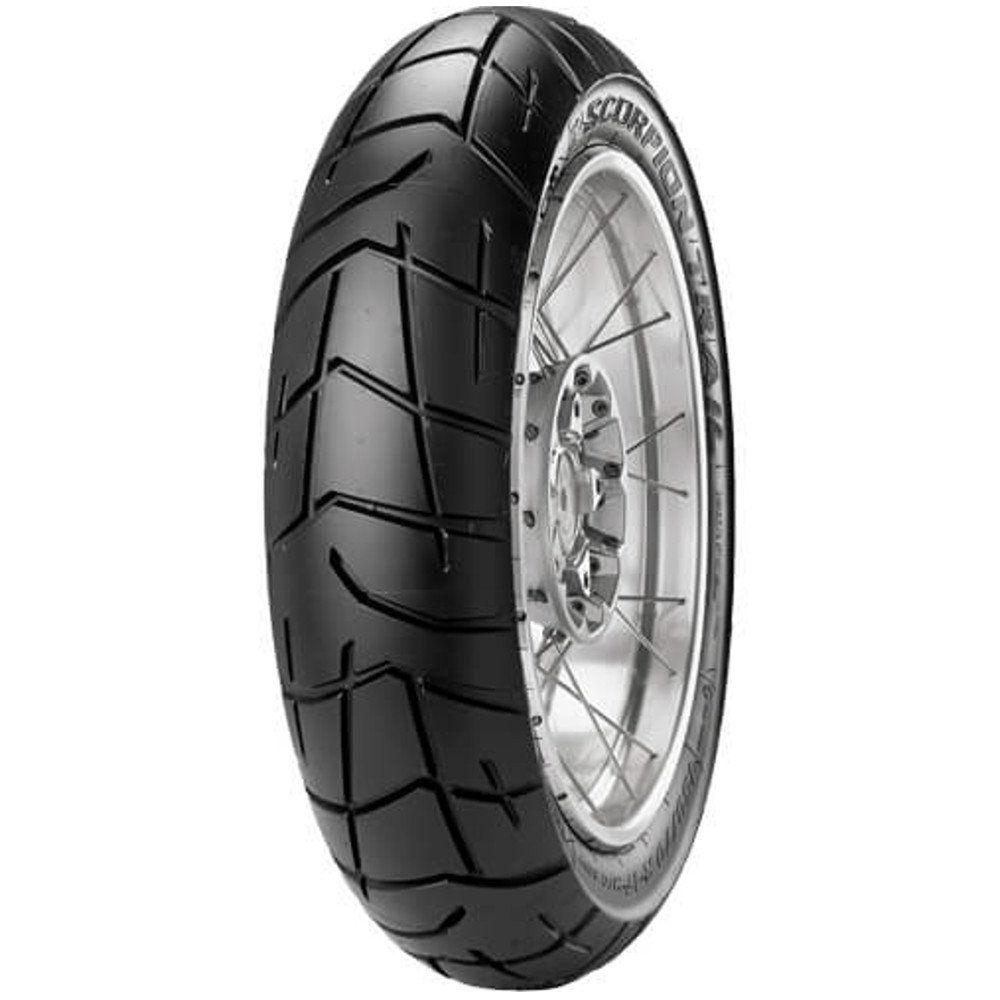 Pneu Nx 350 Sahara Nx 650 130/80-17 65s TT Scorpion Trail Pirelli