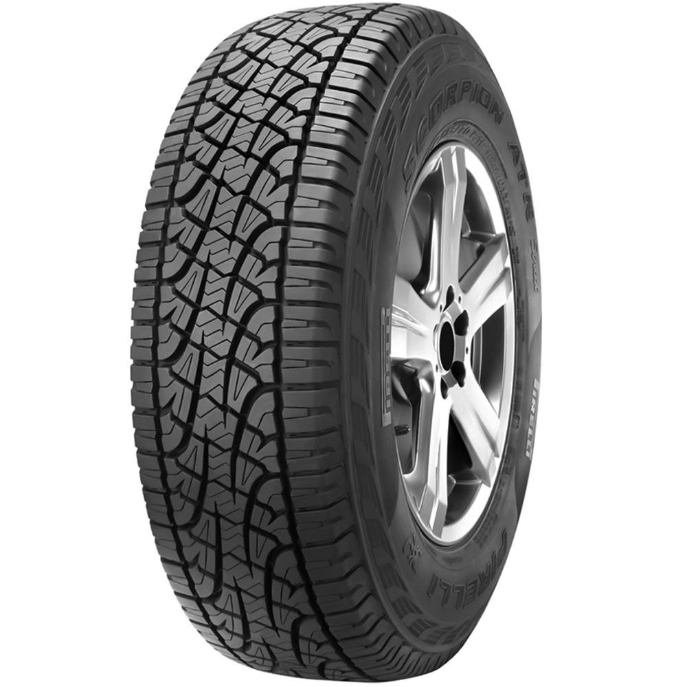 Pneu Ranger Hilux Sw4 Pajero 265/70r16 110t Tubeless Scorpion Atr Street Pirelli