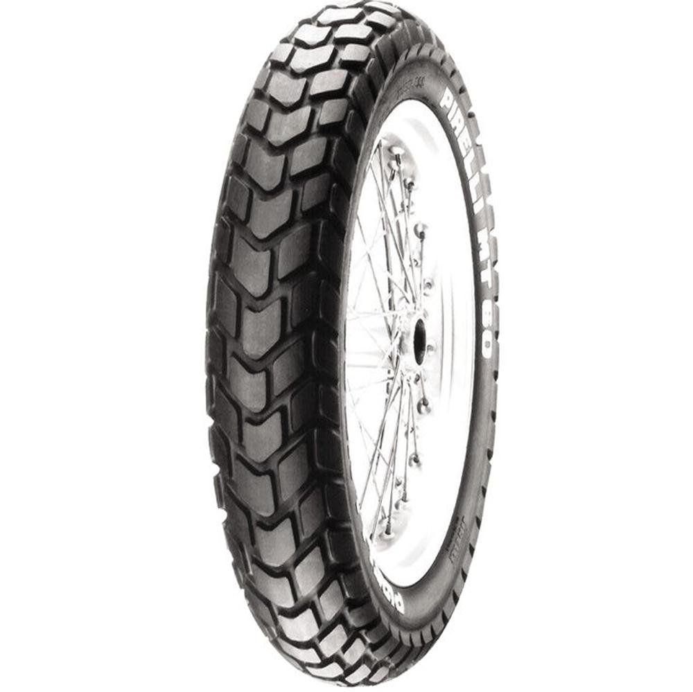 Pneu Xl 700v Transalp G 650 Gs 100/90-19 57h Tl Mt60 Pirelli