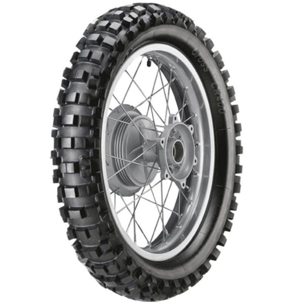 Pneu Crf 230 Klx 300 120/100-18 68m Cr400 Vipal