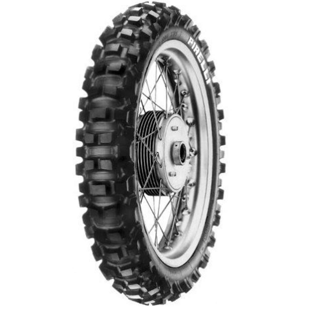 Pneu Trilha Crf230 Ttr 230 Klx 300 100/100-18 59r Scorpion Xc Mid Hard Pirelli