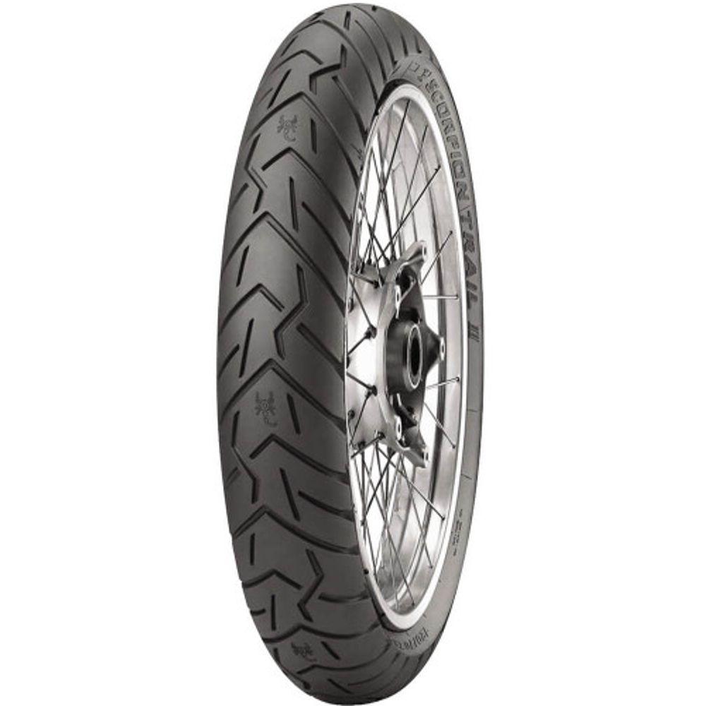 Pneu Triumph Street Twin 100/90-18 56v Tl Scorpion Trail II Pirelli