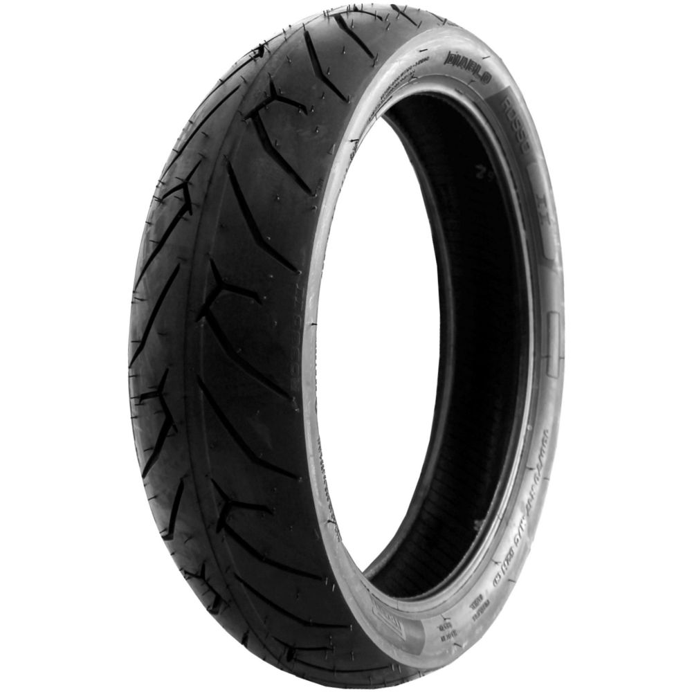 Pneu Panigale 1299 200/50r17 Zr 75w Tl Diablo Rosso 2 Pirelli