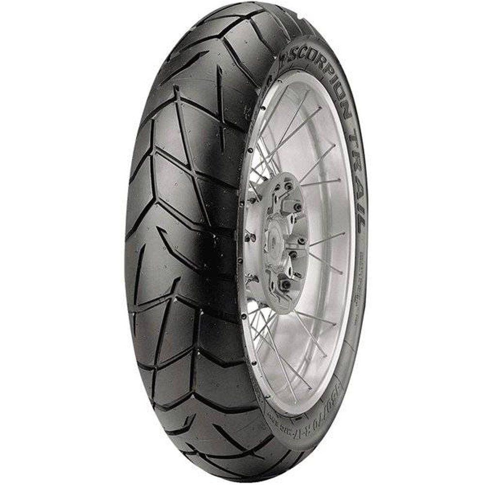 Pneu Xt600 Nx400i 120/90-17 64s Scorpion Trail Traseiro Pirelli
