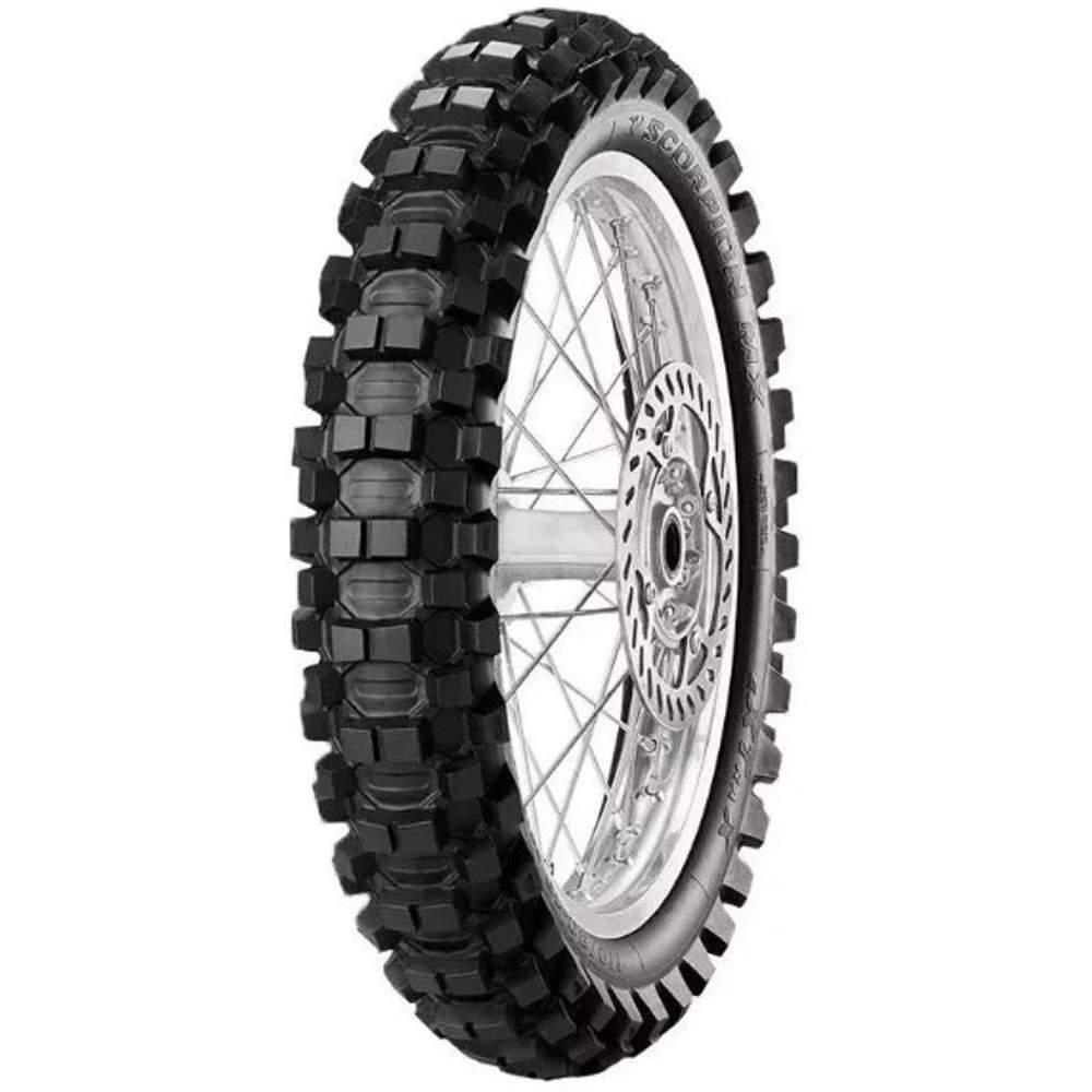 Pneu Yamaha Yz 250 100/90-19 57m Scorpion Mx Exta X Pirelli