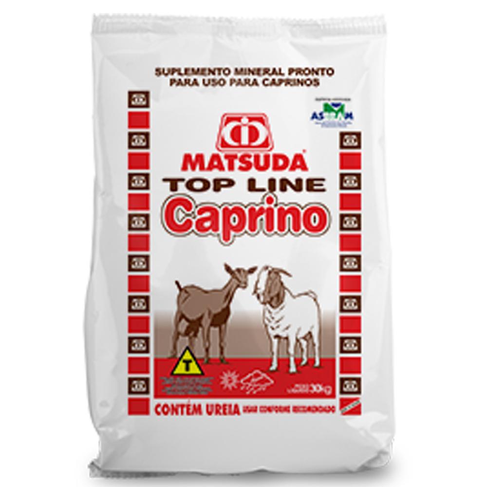Suplemento Mineral Para Caprinos Top Line Caprino Matsuda