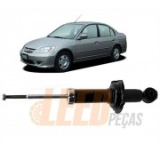 AMORTECEDOR TRAS.ESQ./DIR. HONDA CIVIC 01/05 - POWER GAS GB29976GM