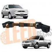 Articulação Coluna Direção Hidráulica Fiesta Class Street 1999 2000 2001 2002 2003 2004 2005 2006 2007 Courier 1997 1998 1999 Fiesta 1997 1998 1999