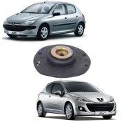 Coxim Amortecedor Dianteiro Direito Peugeot 206 1998 1999 2000 2001 2002 2003 2004 2005 2006 2007 2008 2009 2010 207 2008 2009 2010 2011 2012 2013 2014