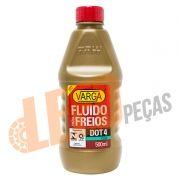 FLUIDO DE FREIO DOT 4 500 ML