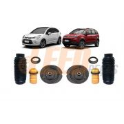 KIT COMPLETO AMORT.DIANT.CITROEN AIR CROSS/PICASSO AIR CROSS 12/...C3 12/...