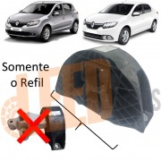 Refil Coxim Direito Motor Sandero / Logan 1.0 16V 2014 2015 2016 2017
