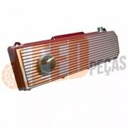 Tampa Comando Valvula Vermelha Volkswagen Motor AP 1.6 1.8 2.0 8V