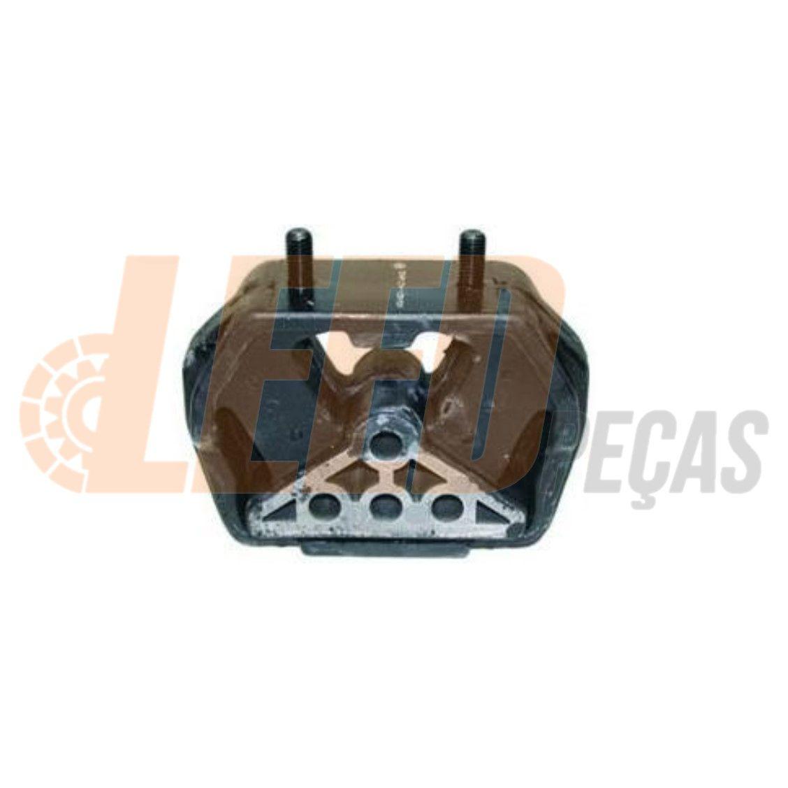 Coxim Traseiro Motor Astra 1.8/2.0 Importado 1994 1995 Astra Hatch/Sedan Gsi/Tt 1994 1995 Corsa Tt 1994 1995 Vectra 1994 1995 Vectra Sedan Gt/Tt 1994 1995 Zafira Tt 1994 1995