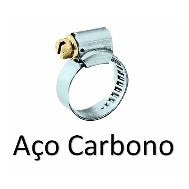 =906B ABRAC.ROSCA S/FIM ACO CARBONO 12X16=7/16X5/8 FITA 9,0MM