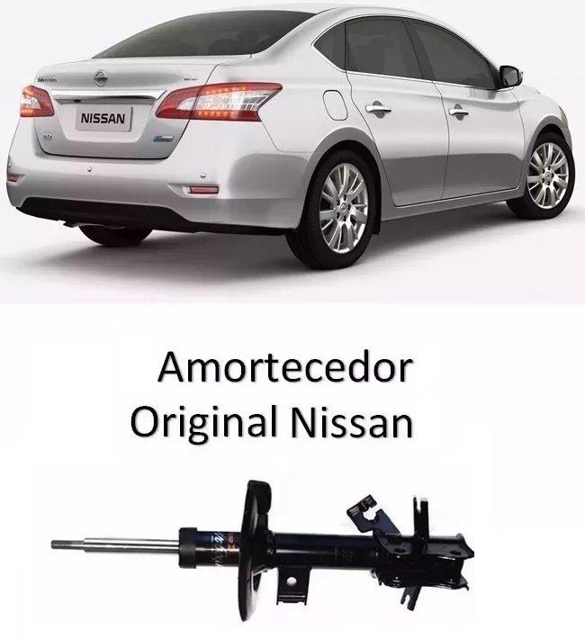 Amortecedor Dianteiro Esquerdo Nissan Sentra 2014 2015 2016 2017