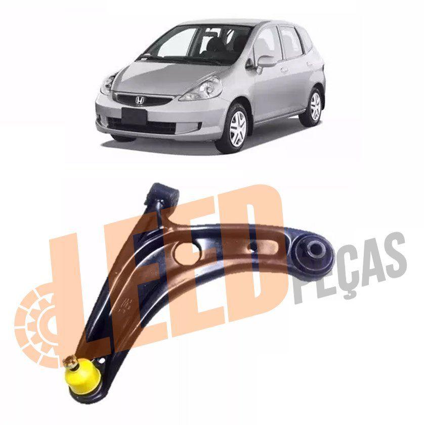 Bandeja Inferior Esquerda Completa Honda Fit 2003 2004 2005 2006 2007 2008