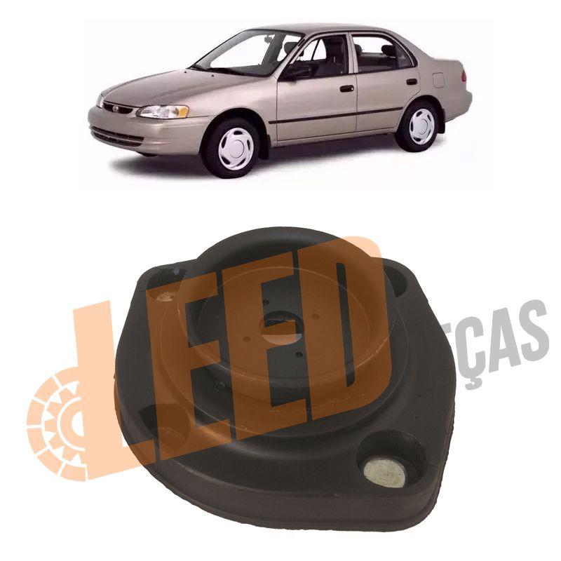 Batente Amortecedor Traseiro Direito Corolla 1997 1998 1999 2000 2001 2002