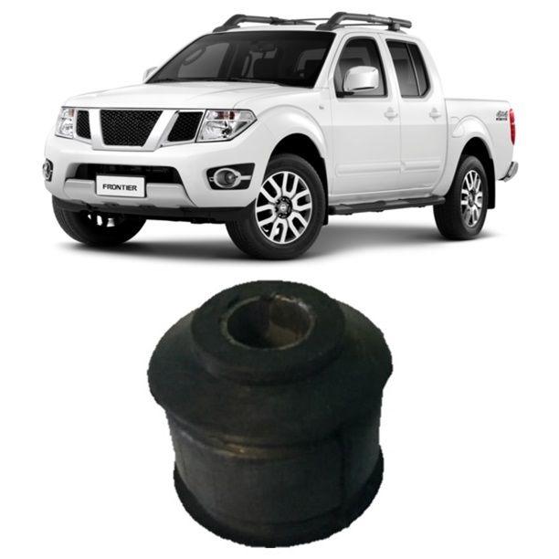 Bucha Amortecedor Dianteiro Inferior Nissan Frontier Sel 2008 2009 2010 2011 2012 2013 2014 2015