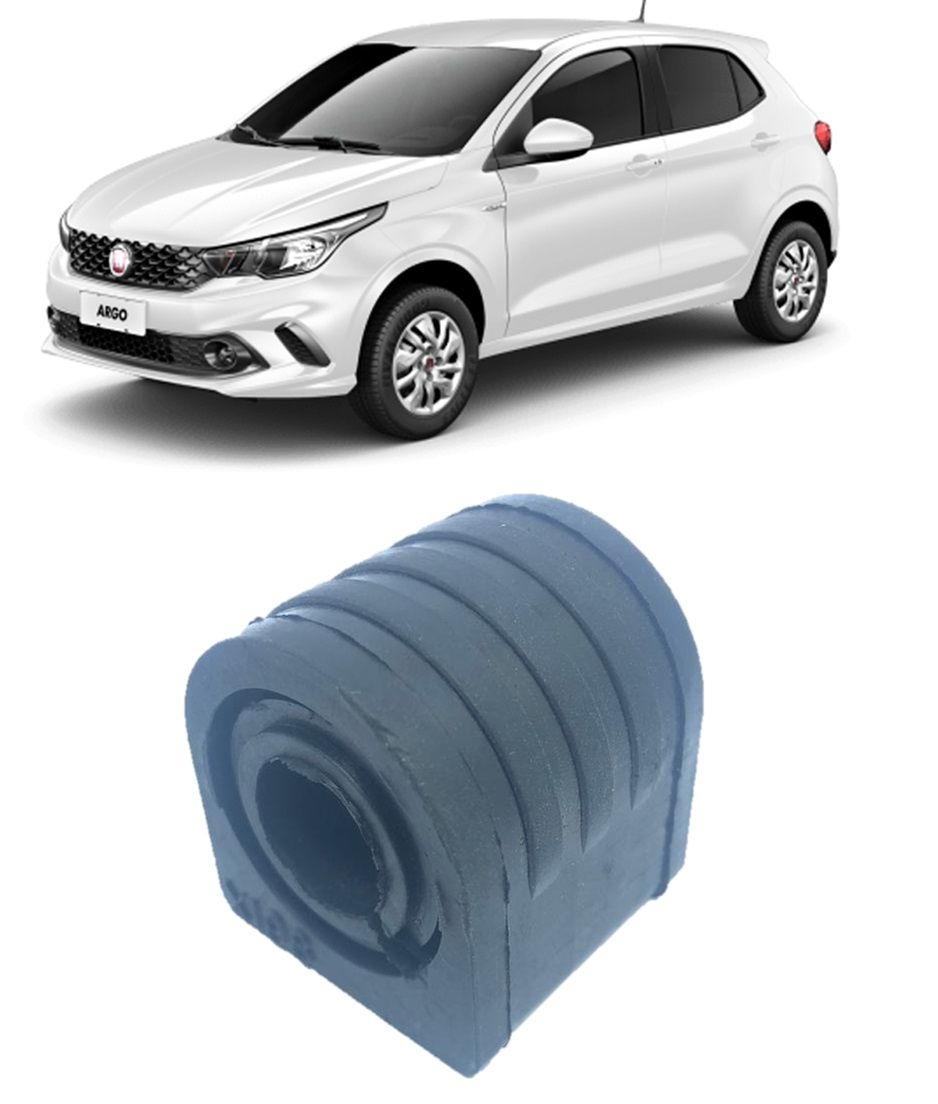 Bucha Barra Estabilizadora Dianteira Fiat Argo 2015 2016 2017 2018 2019 2020