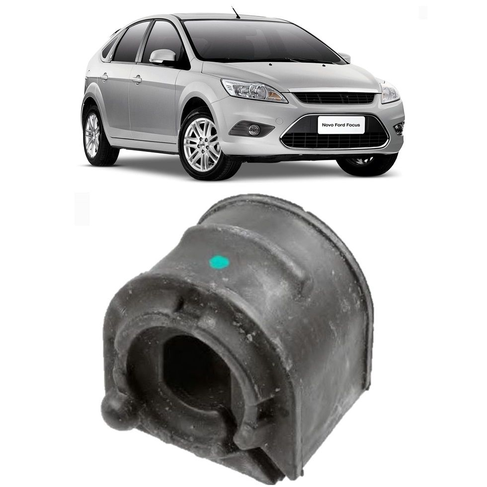 Bucha Barra Estabilizadora Dianteira Ford Focus 2008 2009 2010 2011 2012 (20mm)