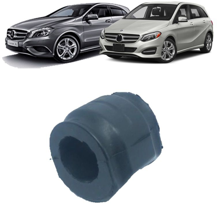 Bucha Barra Estabilizadora Dianteira Mercedes A200 / B200 / B170 / B180