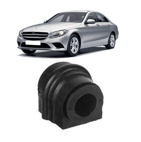 Bucha Barra Estabilizadora Dianteira Mercedes C180 Serie W203 C220 C240 C320 (21mm)