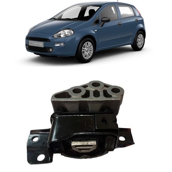Calço Coxim Dianteiro Direito Motor Fiat Punto 1.4 2008 2009 2010 2011 2012