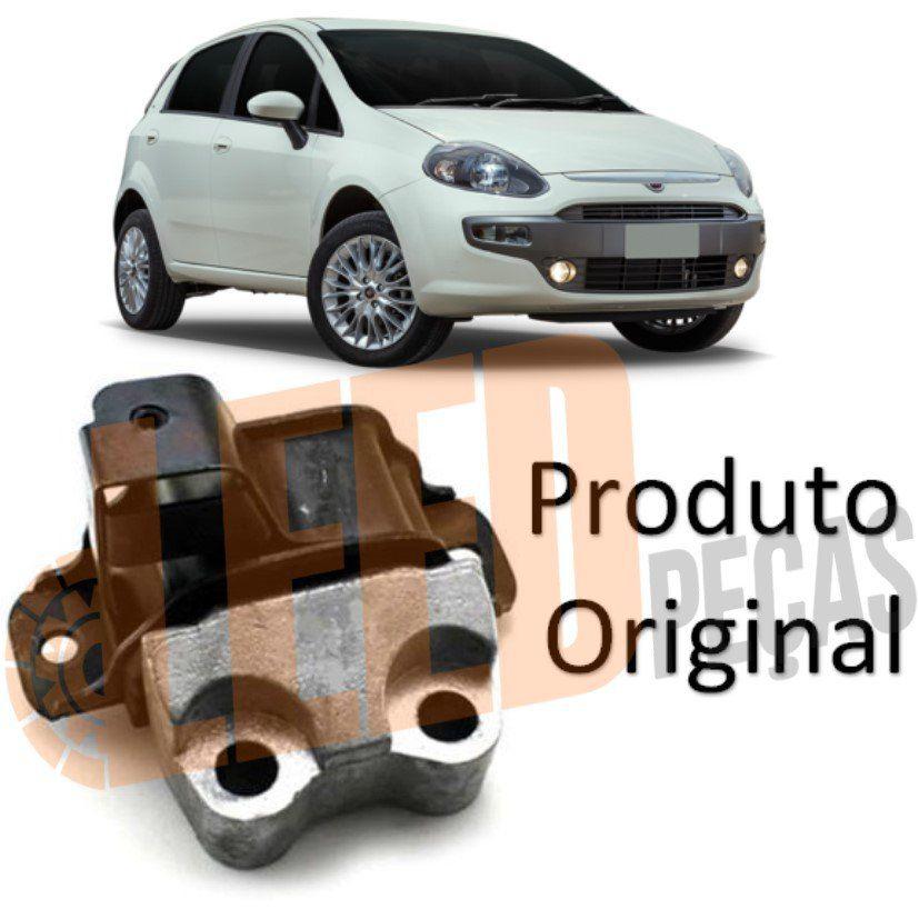 Calço Coxim Dianteiro Esquerdo Motor Punto 1.4 2008 2009 2010 2011 2012