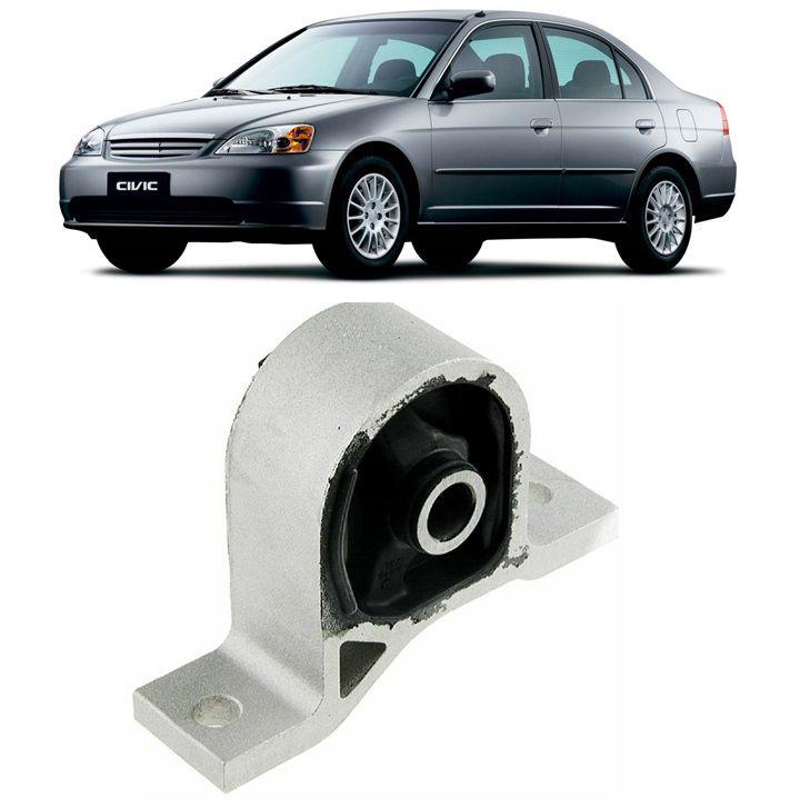 Calco Coxim Dianteiro Frontal Motor Civic 2001 2002 2003 2004 2005 Automatico