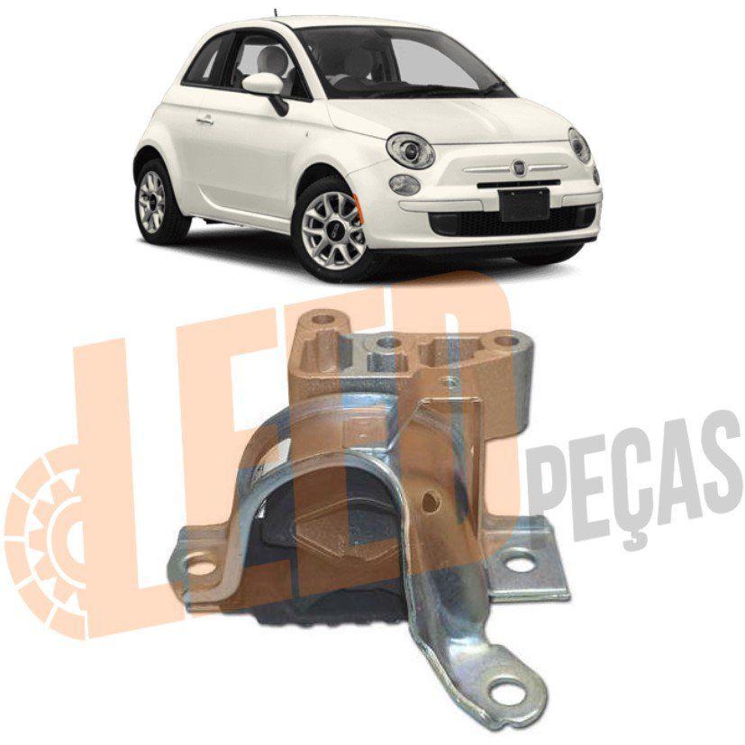 Calço Coxim Dianteiro Motor Fiat 500 Cinquencento 1.4 2010 2011 2012 2013 2014 2015