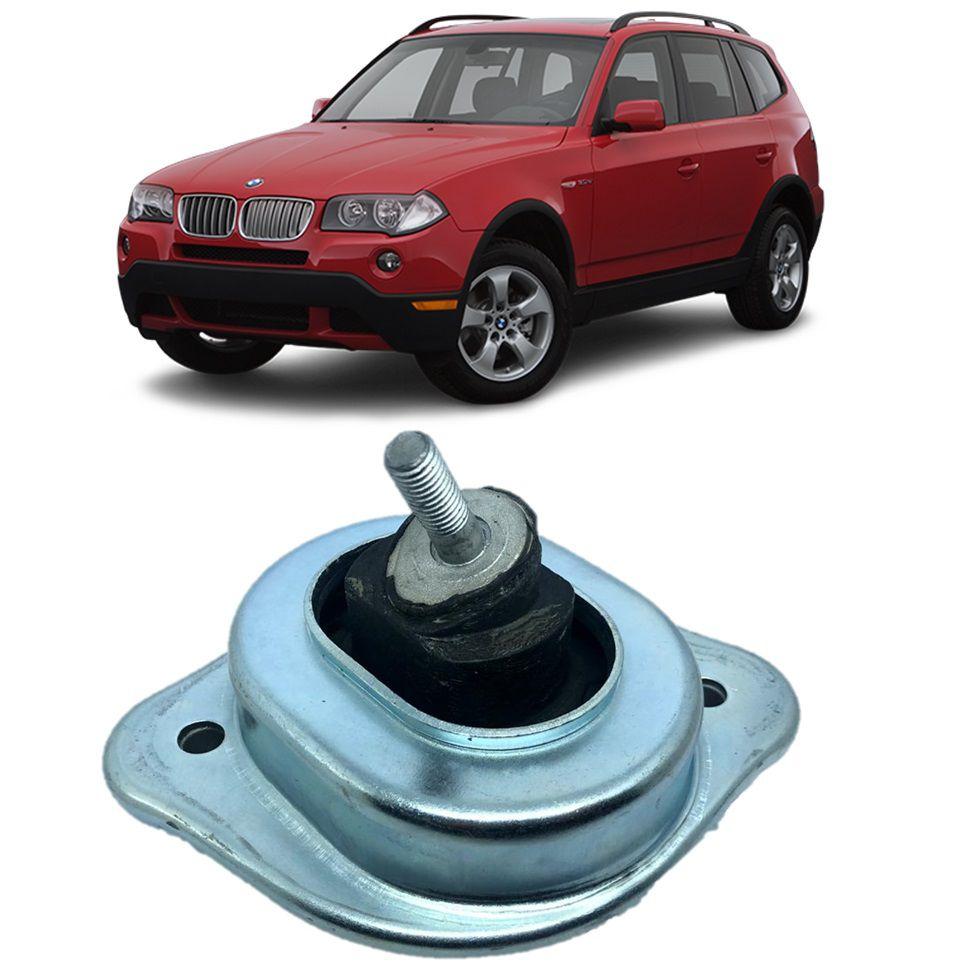Calço Coxim Direito Motor BMW X3 2.5 2006 2007 2008 2009 2010
