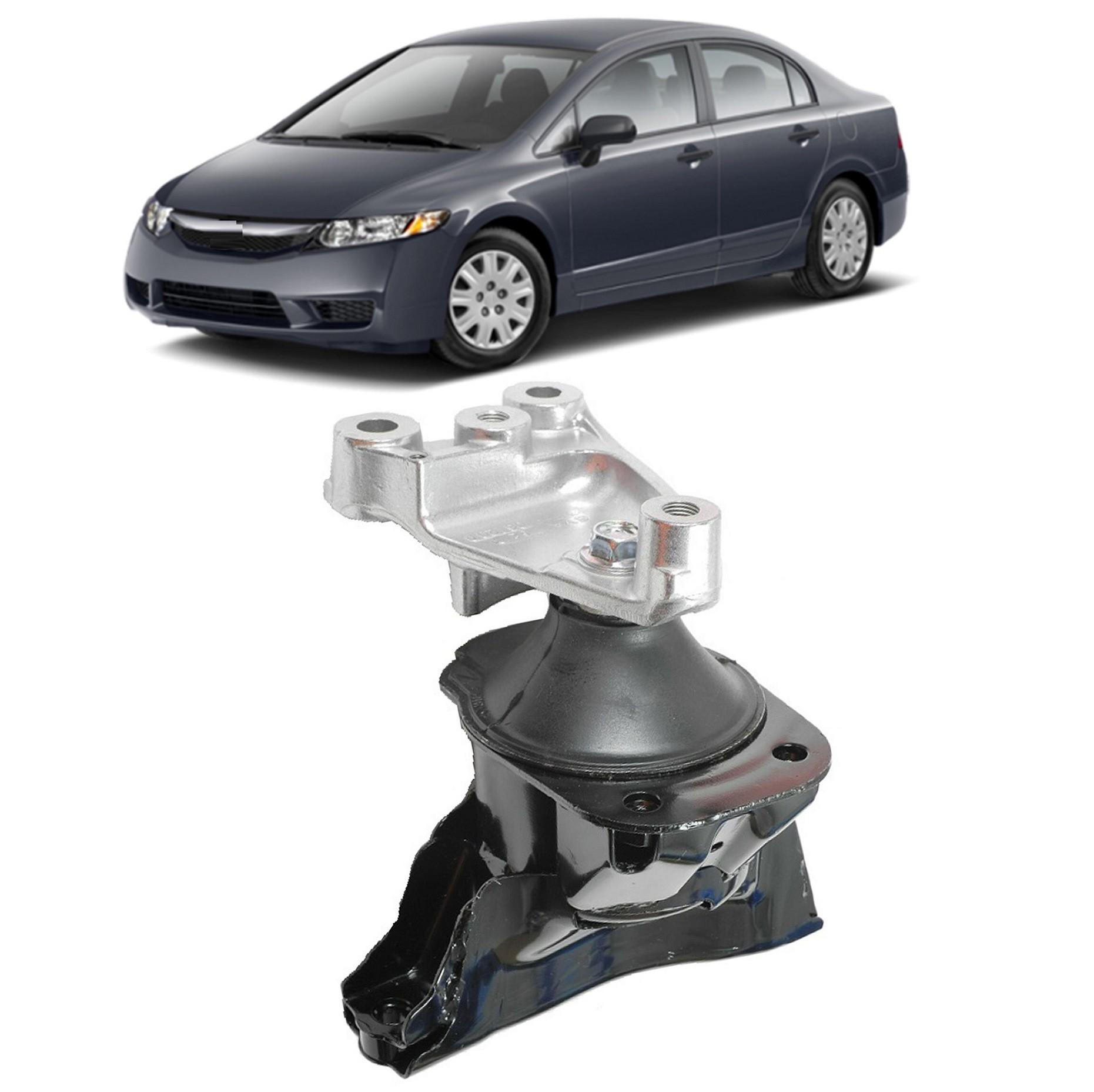 Calço Coxim Direito Motor Honda New Civic 2007 2008 2009 2010 2011 2012 Hidráulico