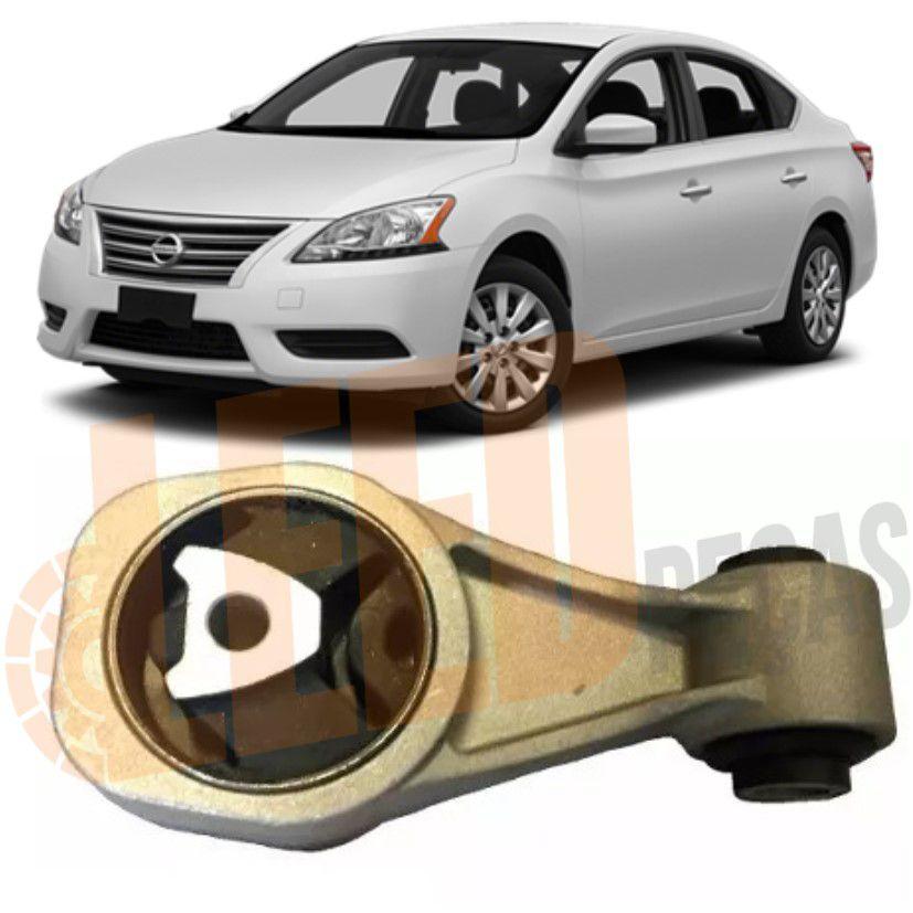 Calço Coxim Direito Motor Nissan Sentra 2014 2015 2016 2017 2018 2019