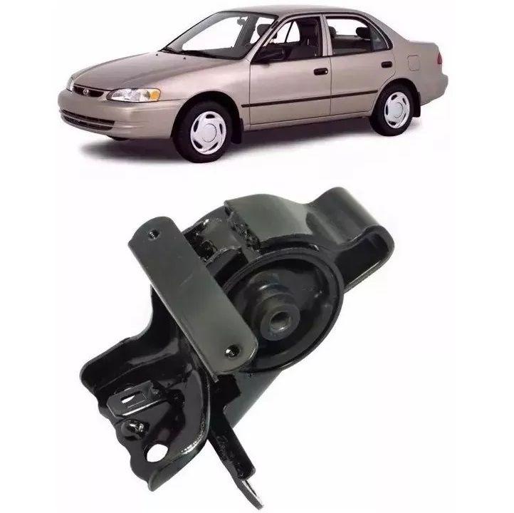 Calço Coxim Esquerdo Câmbio Corolla Automatico 1998 1999 2000 2001 2002