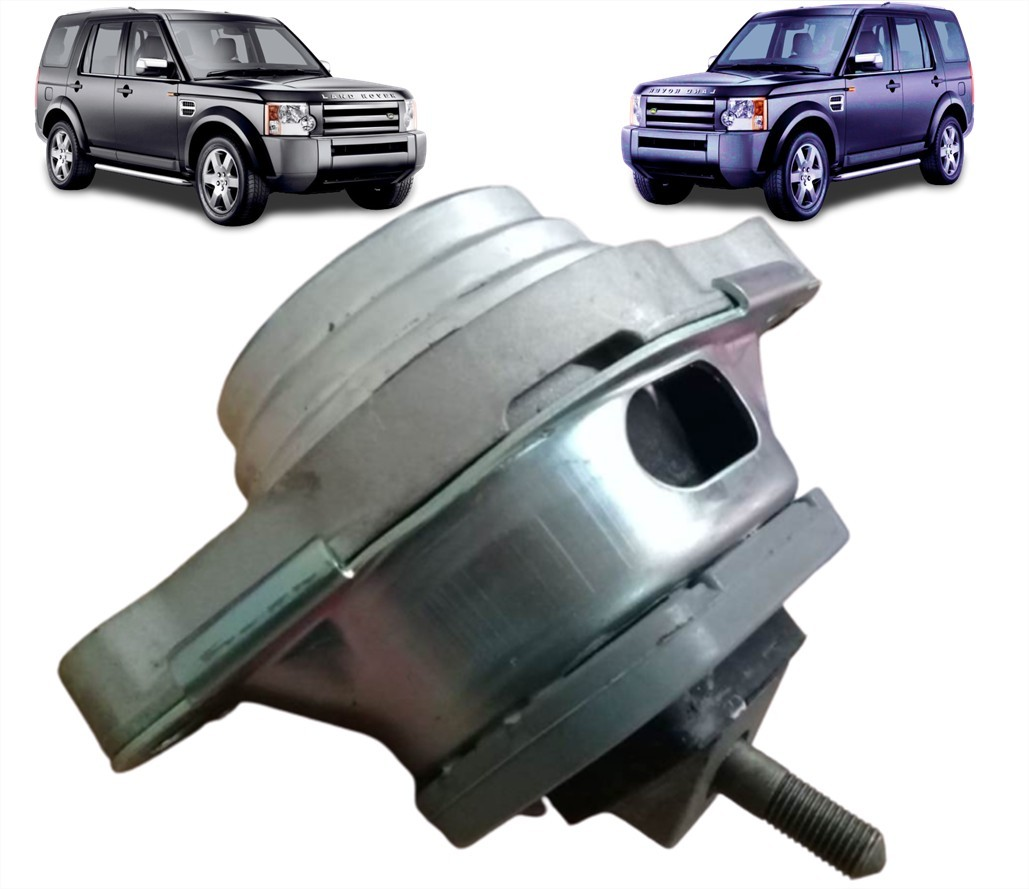 Calço Coxim Esquerdo Motor Land Rover Discovery 3 2005 2006 2007 2008 2009