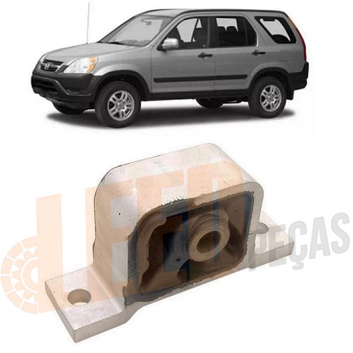 Calco Coxim Frontal Motor Crv 2007 2008 2009 2010 2011 2012