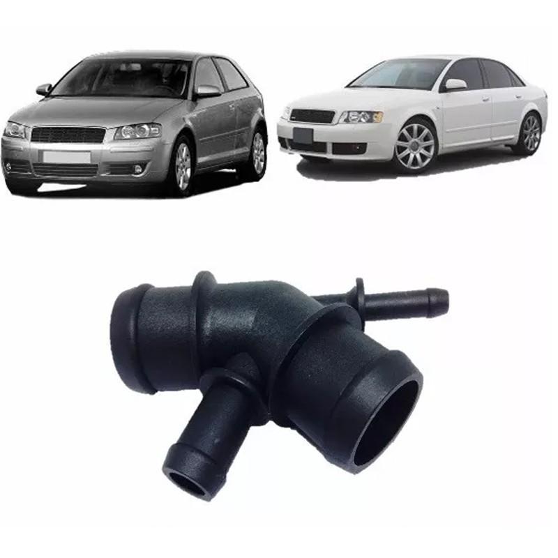 Conexao Fluxo Agua Audi A3 1.6 1.8 2.0 8V 20V A4 1999 2000 2001