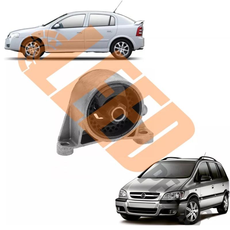 Coxim Dianteiro Motor Esquerdo Astra Zafira Vectra Automatico 1999 2000 2001 2002 2003 2004 2005 2006 2007 2008 2009 2010 2011 2012