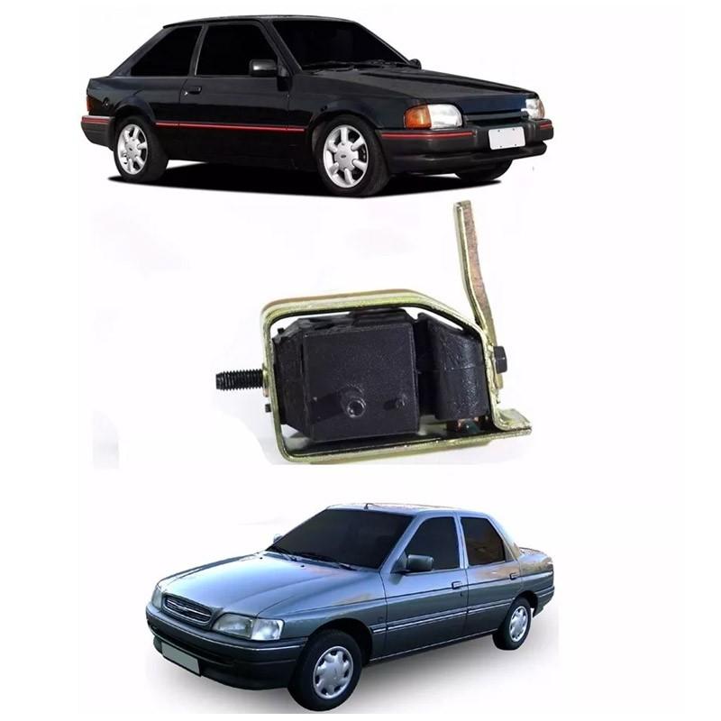 Coxim Dianteiro Direito Motor Escort Hobby 1.0 1.6 1994 1995 1996 1997