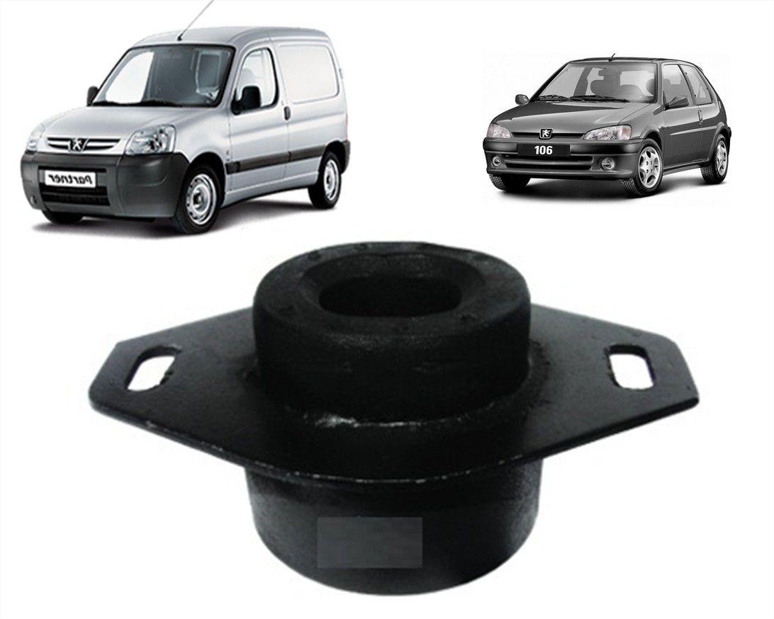 Coxim Esquerdo Motor Peugeot 106 1994 1995 1996 Peugeot 206 16V 1998 1999 2000 2001 2002 2003 Partner 1997 1998 1999 2000 2001 2002