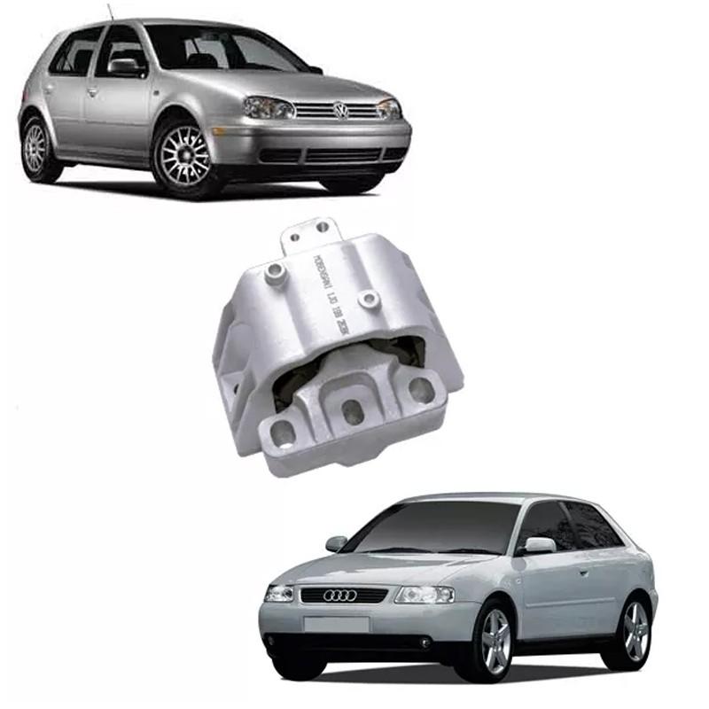 Coxim Calço Motor Direito Cambio Golf New Beetle Audi A3 1.6