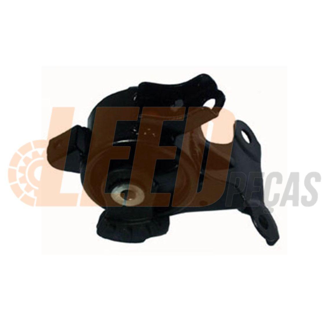 Coxim Motor Esquerdo Automatico City 2009 2010 2011 2012 Fit 2009 2010 2011 2012