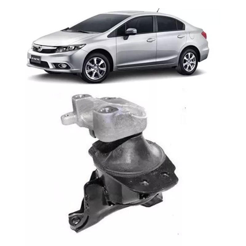 Coxim Motor Direito Hidraulico New Civic SI 2.0 2006 2007 2008 2009 2010 2011 2012
