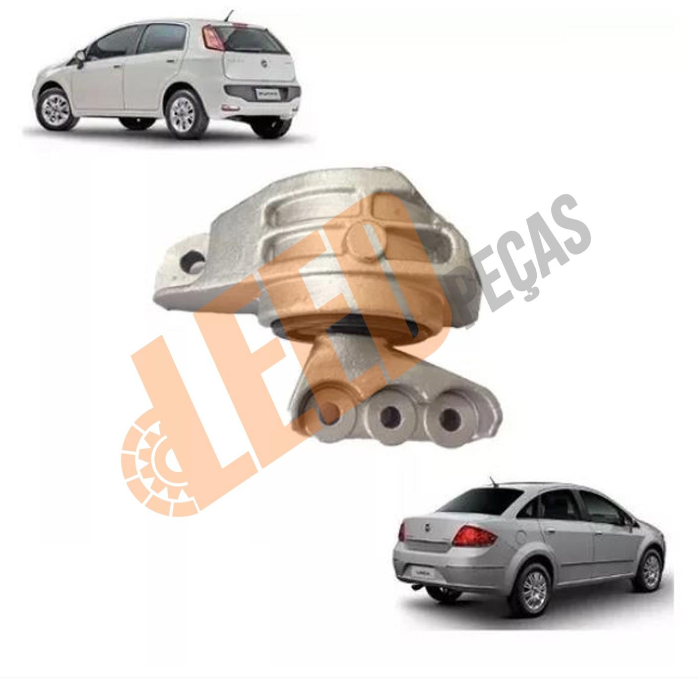 Coxim Motor Direito Linea 1.8 Punto 1.6 1.8 E-Torq 2011 2012 2013 2014 2015 2016 2017